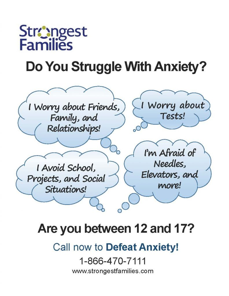 Defeat Anxiety